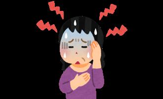 片頭痛(偏頭痛)の症状と原因